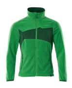 18303-137-33303 Veste polaire - vert gazon/vert bouteille