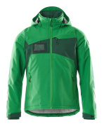 18335-231-33303 Veste grand froid - vert gazon/vert bouteille