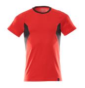 18382-959-01091 T-shirt - Marine foncé/Bleu olympien