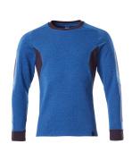 18384-962-91010 Sweatshirt - Bleu olympien/Marine foncé