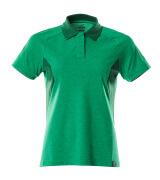 18393-961-33303 Polo - vert gazon/vert bouteille