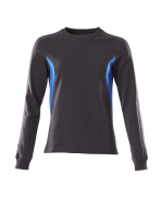 18394-962-01091 Sweatshirt - Marine foncé/Bleu olympien