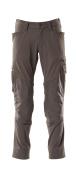18479-311-18 Pantalon avec poches genouillères - Anthracite foncé