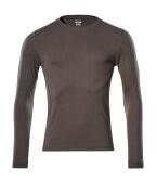 18581-965-18 T-shirt, manches longues - Anthracite foncé