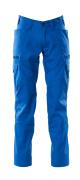 18679-442-91 Pantalon avec poches cuisse - Bleu olympien