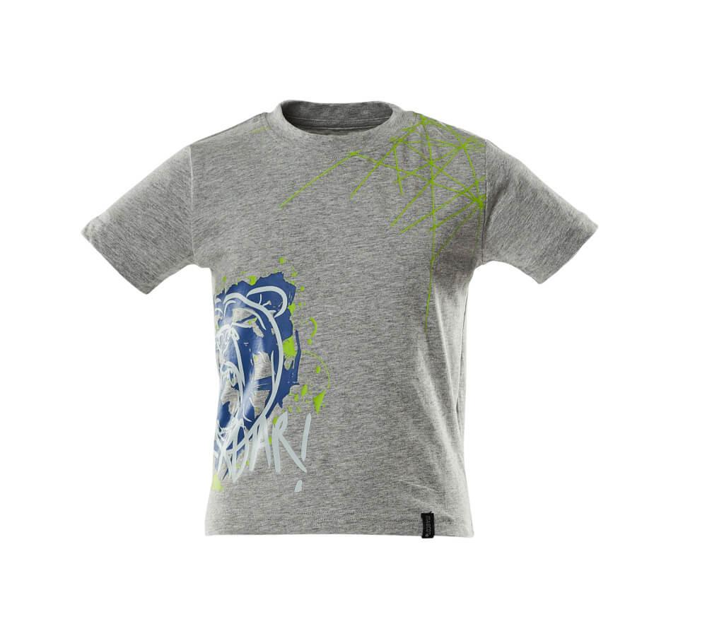 18982-965-08 T-shirts pour enfant - Gris chiné