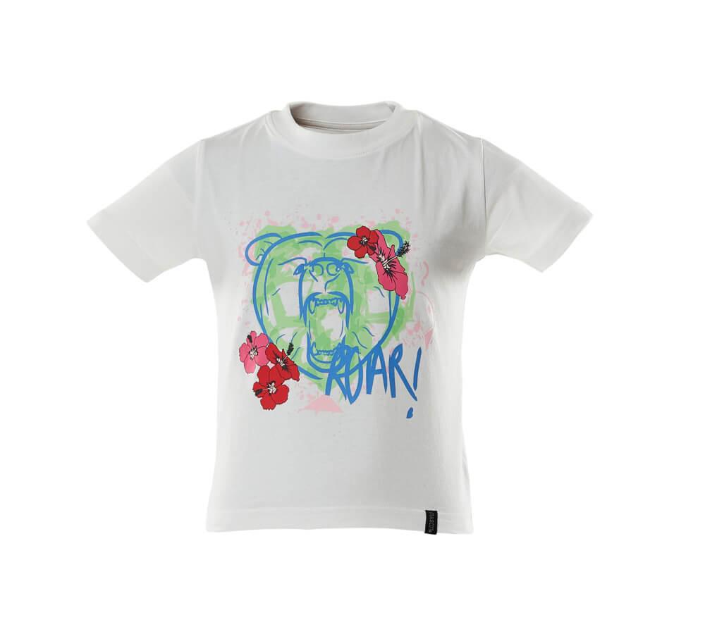 18992-965-06 T-shirts pour enfant - Blanc
