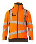 19035-449-1418 Veste grand froid - Hi-vis orange/Anthracite foncé