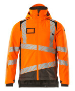 19335-231-1418 Veste grand froid - Hi-vis orange/Anthracite foncé