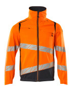 19509-236-14010 Veste - Hi-vis orange/Marine foncé