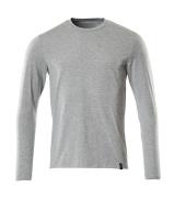 20181-959-08 T-shirt, manches longues - Gris chiné