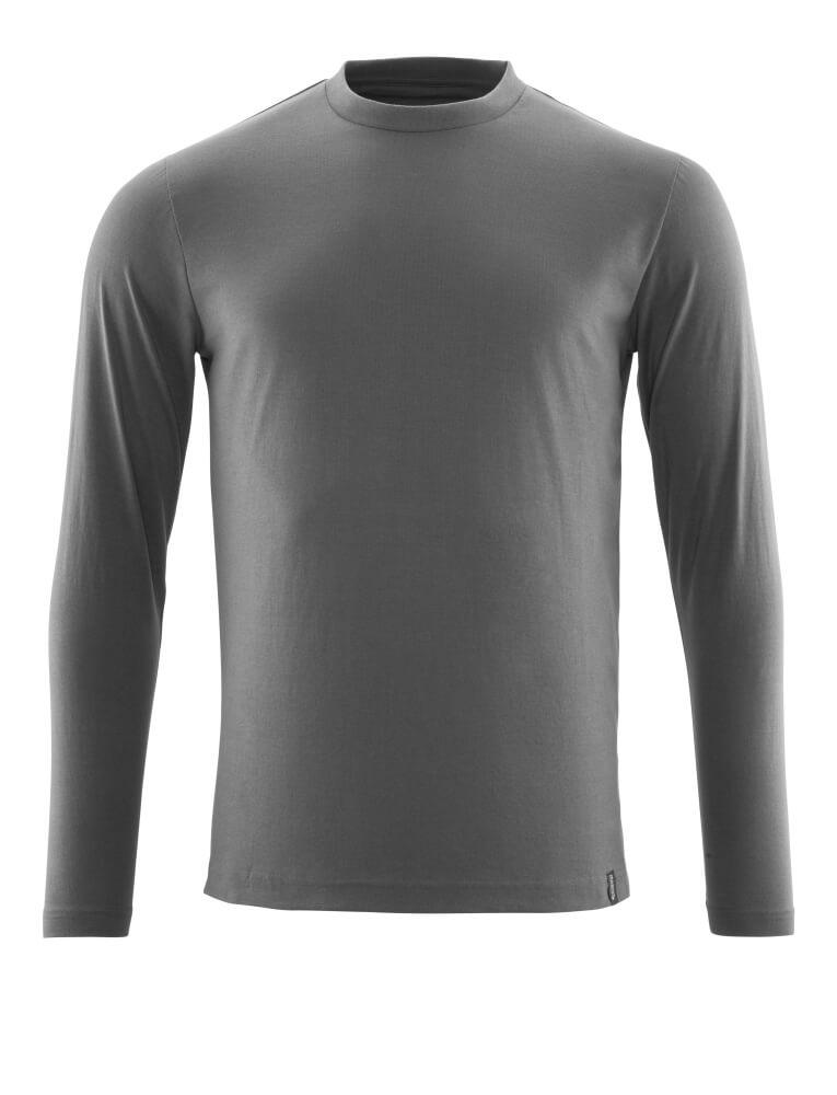 20181-959-18 T-shirt, manches longues - Anthracite foncé