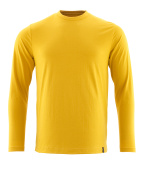 20181-959-70 T-shirt, manches longues - Jaune curry