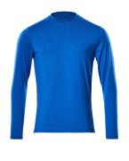 20181-959-91 T-shirt, manches longues - Bleu olympien