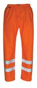 50102-814-14 Pantalon de pluie - Hi-vis orange