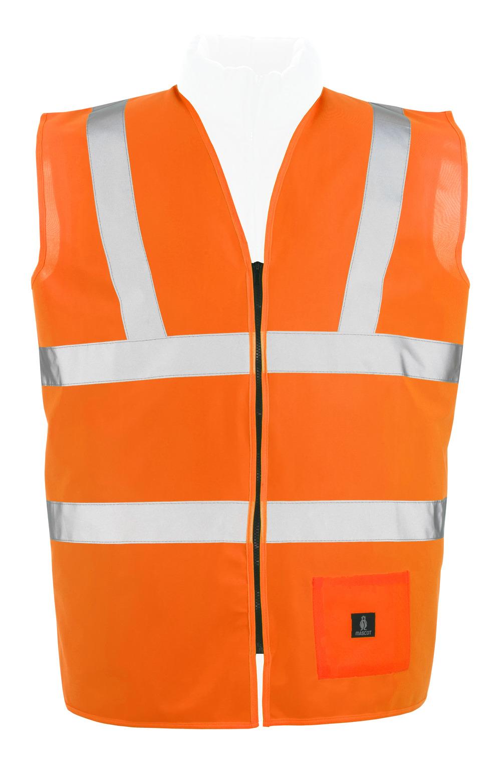 50107-310-14 Gilet de circulation - Hi-vis orange