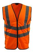 50145-977-14 Gilet de circulation - Hi-vis orange