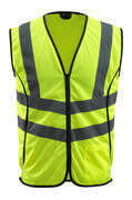 50145-977-17 Gilet de circulation - Hi-vis jaune