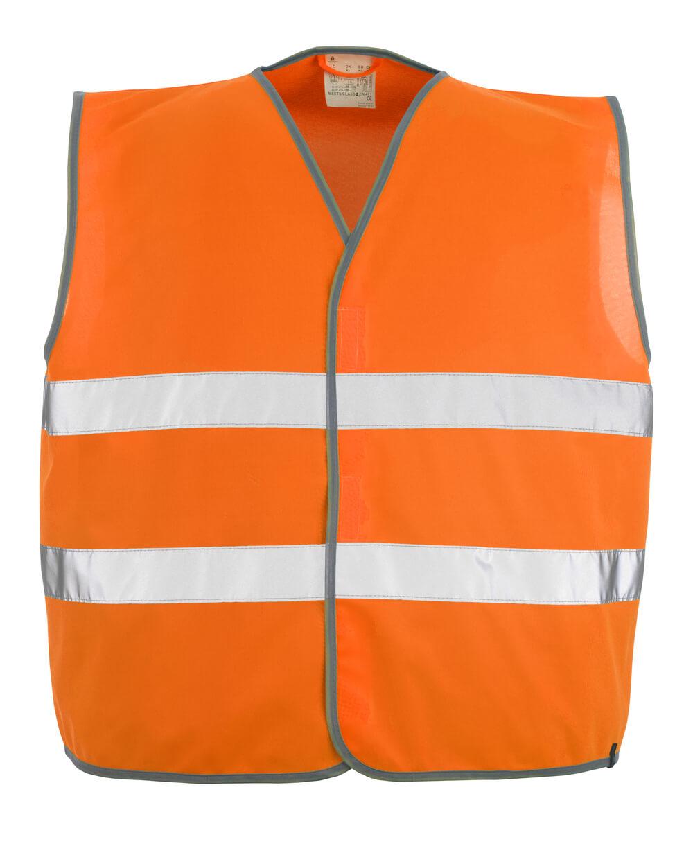 50187-874-14 Gilet de circulation - Hi-vis orange