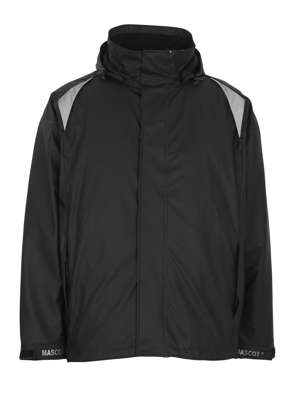 50202-859-09 Veste de pluie - Noir
