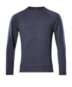 50204-830-66 Sweatshirt - Denim bleu foncé délavé