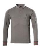 50352-833-09 Sweatshirt polo - Noir