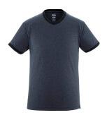 50415-250-66 T-shirt - Denim bleu foncé délavé