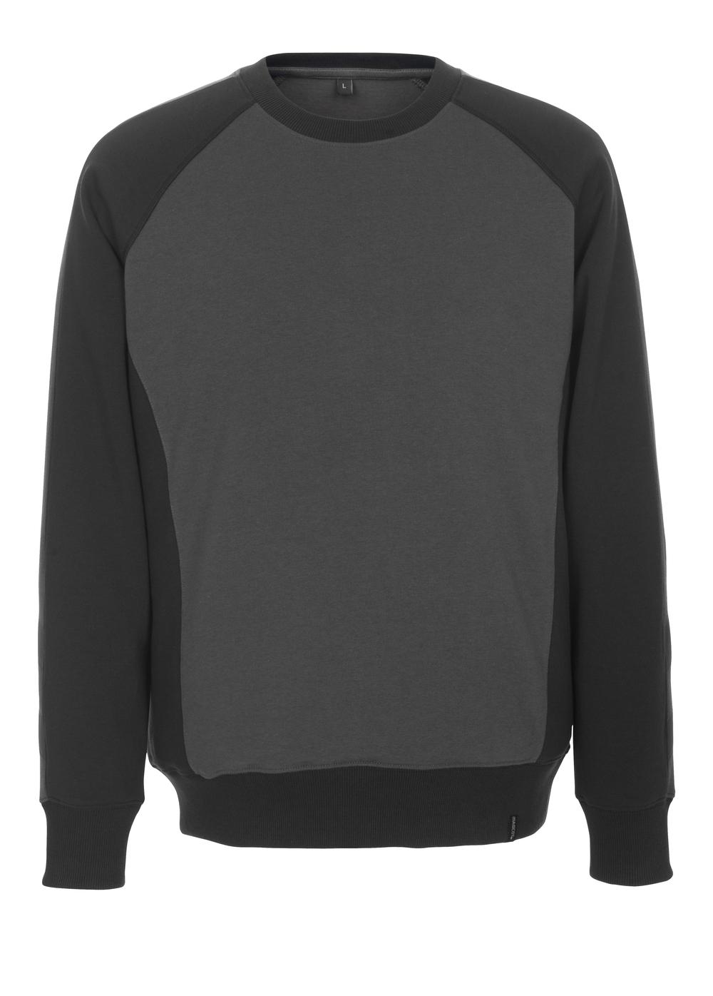 50503-830-1809 Sweatshirt - Anthracite foncé/Noir