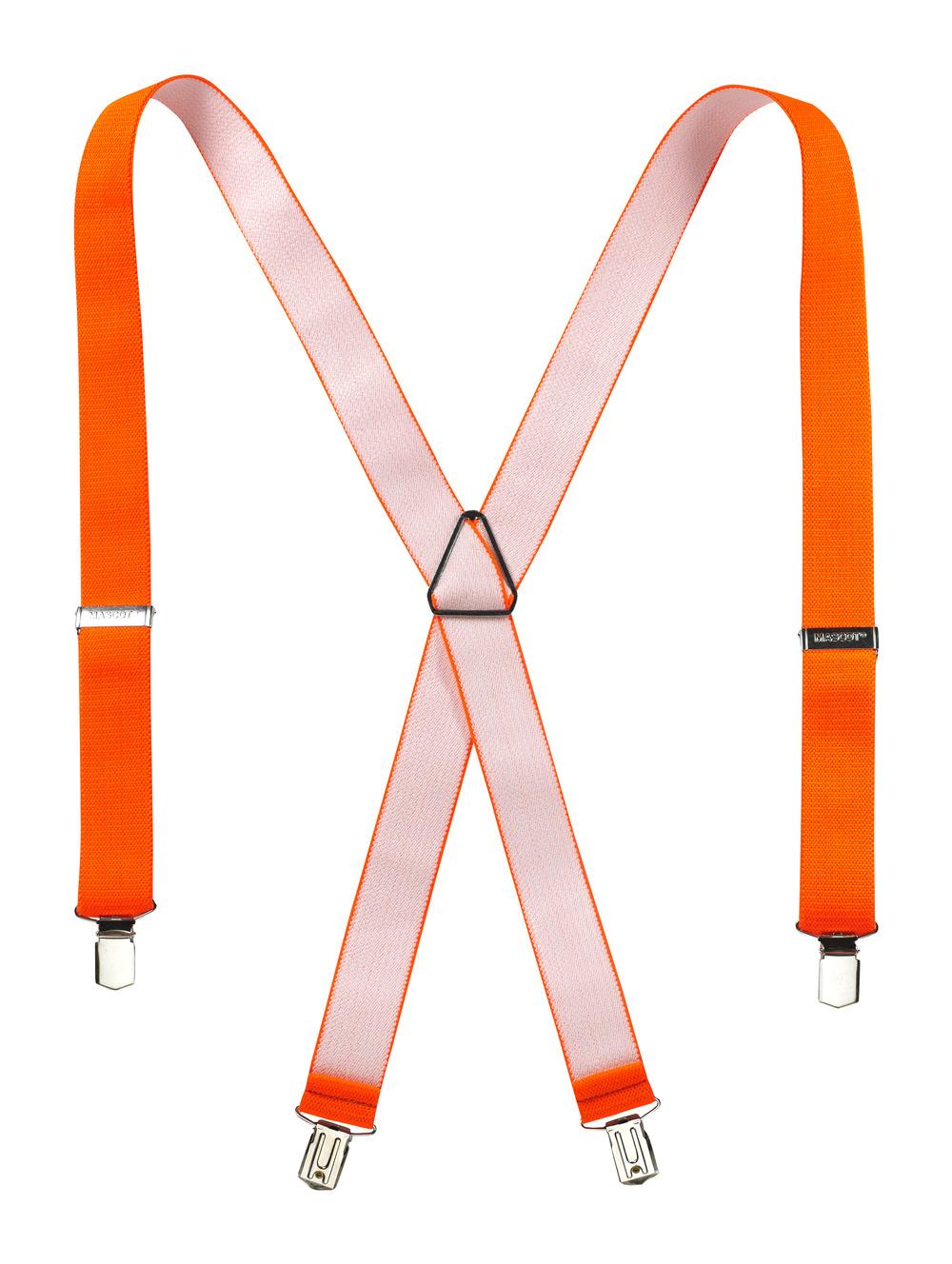 50571-975-14 Bretelles - Hi-vis orange