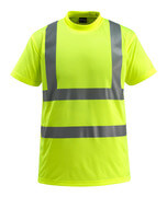 50592-972-17 T-shirt - Hi-vis jaune