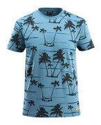 50596-983-85 T-shirt - Bleu-gris