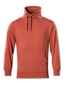 50598-280-84 Sweatshirt - Rouge brique
