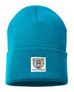50603-974-93 Bonnet tricot - Bleu pétrole