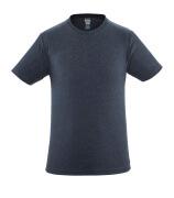 51579-965-66 T-shirt - Denim bleu foncé délavé