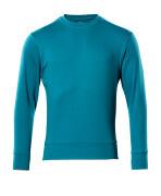 51580-966-93 Sweatshirt - Bleu pétrole