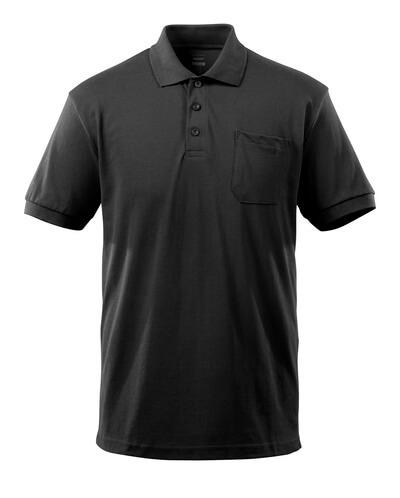 51586-968-010 Polo avec poche poitrine - Marine foncé