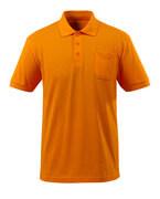 51586-968-98 Polo avec poche poitrine - Orange