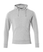 51589-970-08 Sweat capuche - Gris chiné