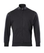 51591-970-09 Sweatshirt zippé - Noir