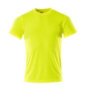 51625-949-17 T-shirt - Hi-vis jaune