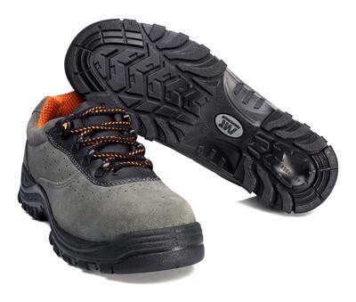 F0007-903-8889 Chaussures de sécurité - Anthracite/Noir