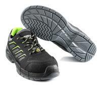 F0108-937-09 Chaussures de sécurité - Noir