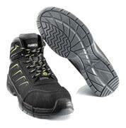 F0109-937-09 Chaussures de sécurité hautes - Noir