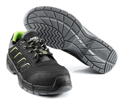 F0110-937-09 Chaussures de sécurité - Noir