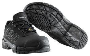 F0113-937-09 Chaussures de sécurité basses - Noir