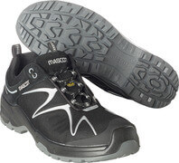 F0121-770-09880 Chaussures de sécurité - Noir/Argent