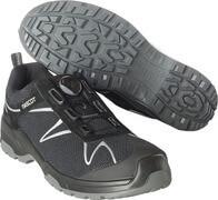 F0122-771-09880 Chaussures de sécurité - Noir/Argent