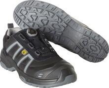 F0125-773-09118 Chaussures de sécurité - noir/anthracite clair