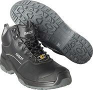 F0128-775-09 Chaussures de sécurité hautes - Noir