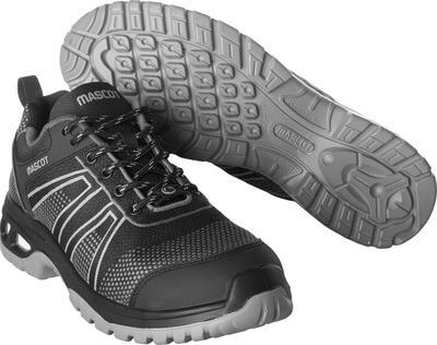 F0130-849-09888 Chaussures de sécurité - Noir/Anthracite